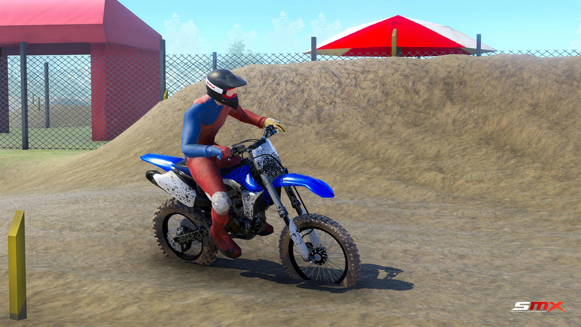 SMX: Supermoto Vs. Motocross 游戏截图5