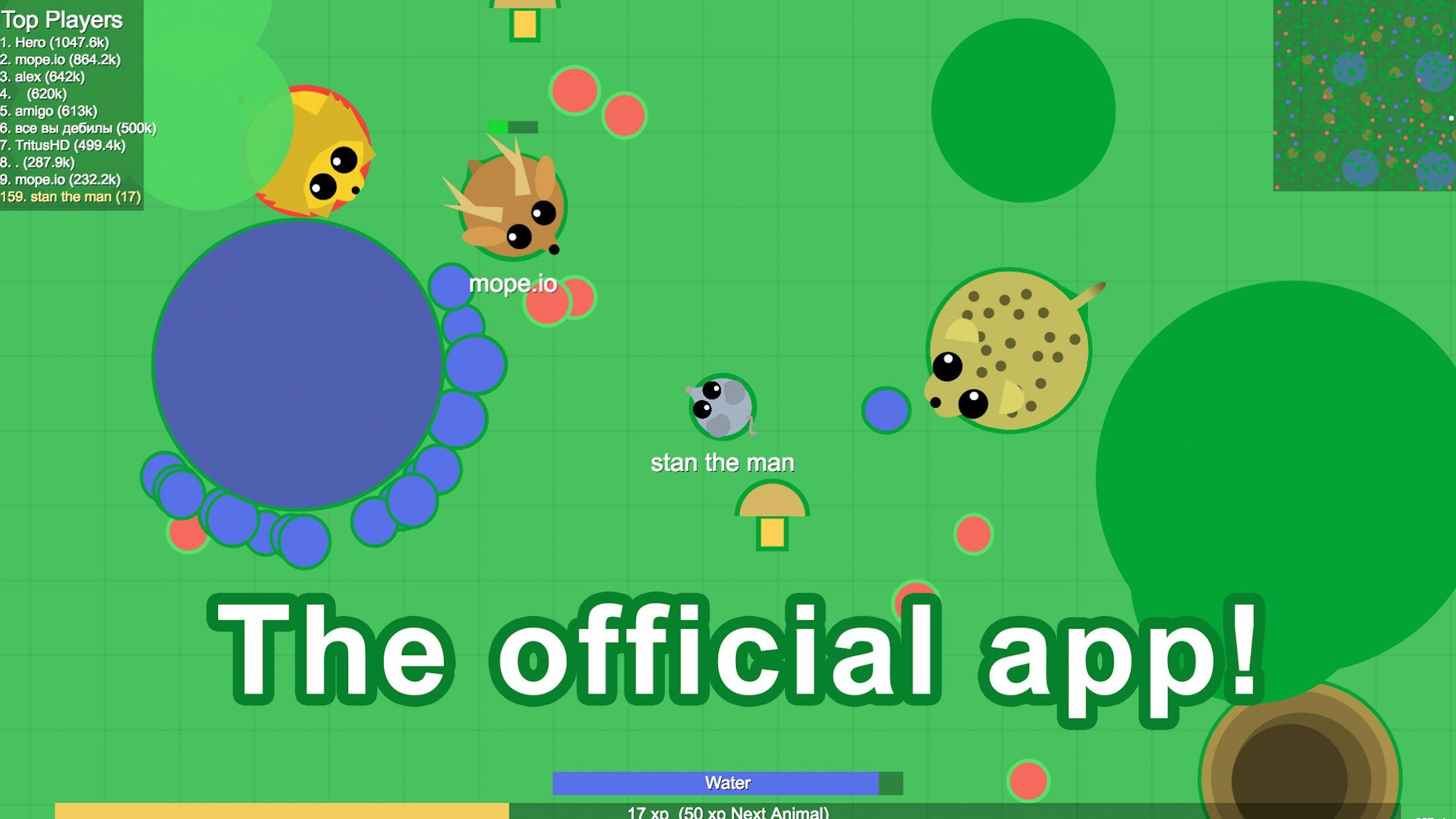 动物大作战 游戏截图2