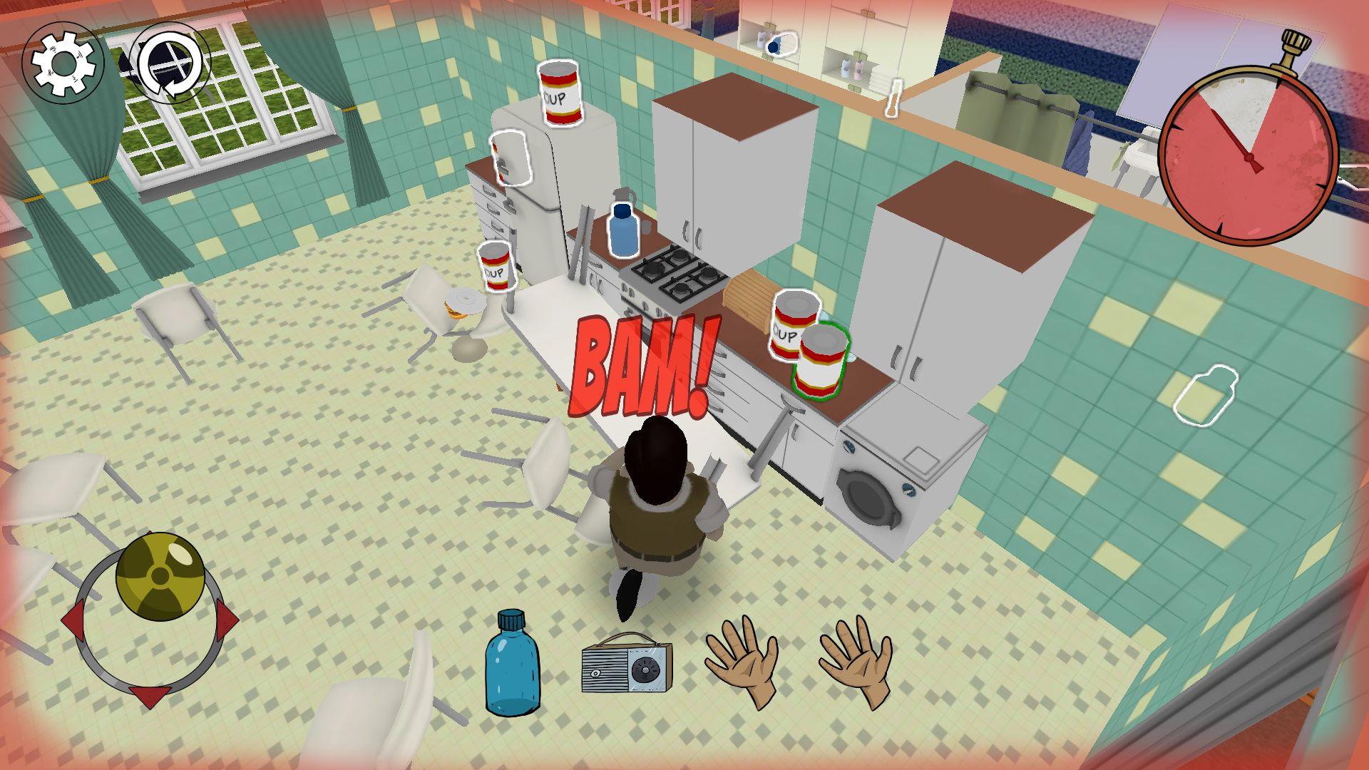 避难所:生存(60秒核弹危机) 游戏截图2