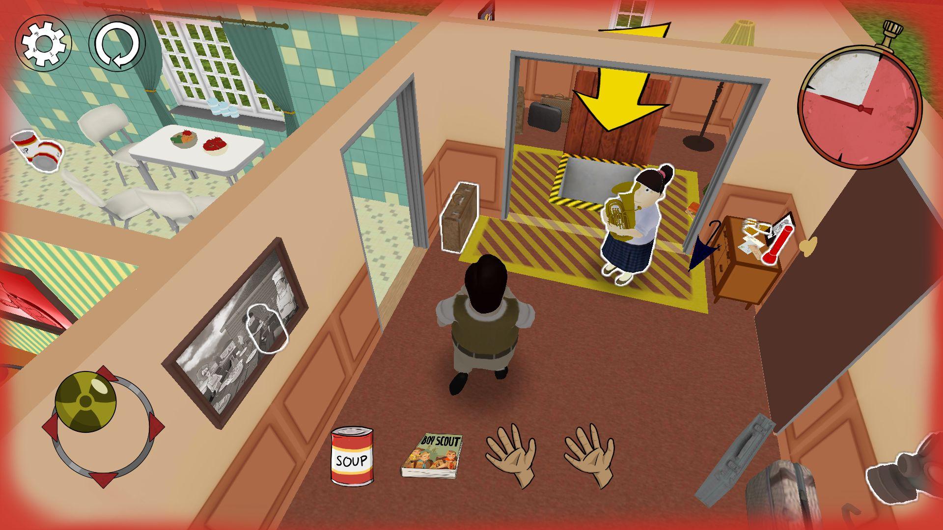 避难所:生存(60秒核弹危机) 游戏截图3