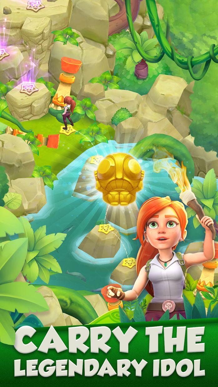 神庙逃亡:寻宝猎人 游戏截图2