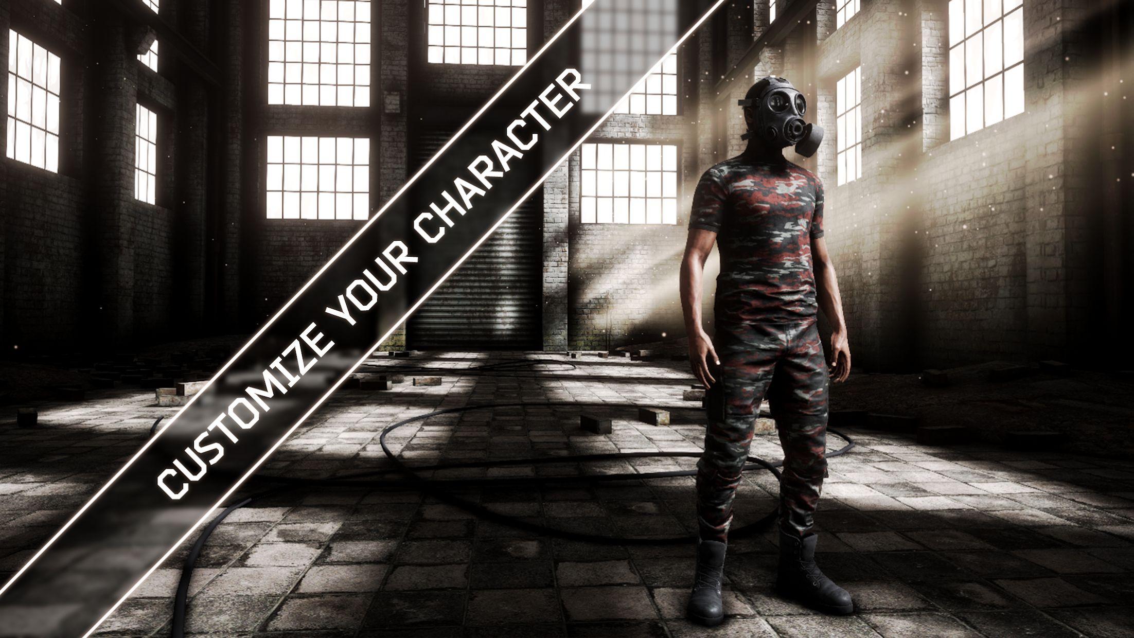 Retract: Battle Royale 游戏截图4