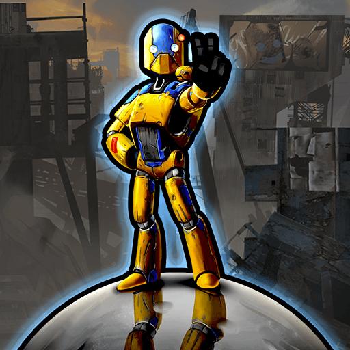 Robot Crusher Battle Ballz