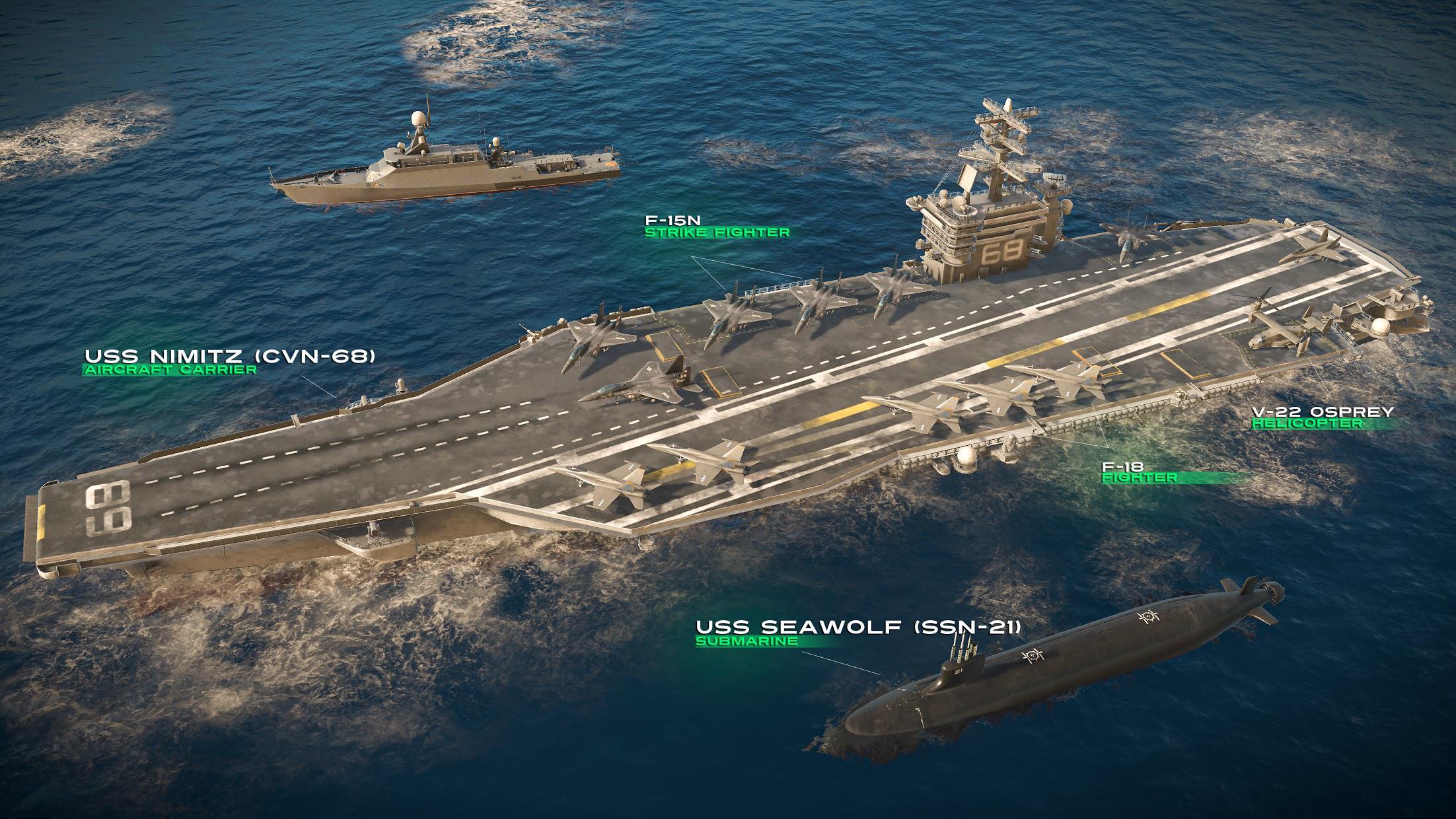 现代战舰:在线海战 游戏截图1