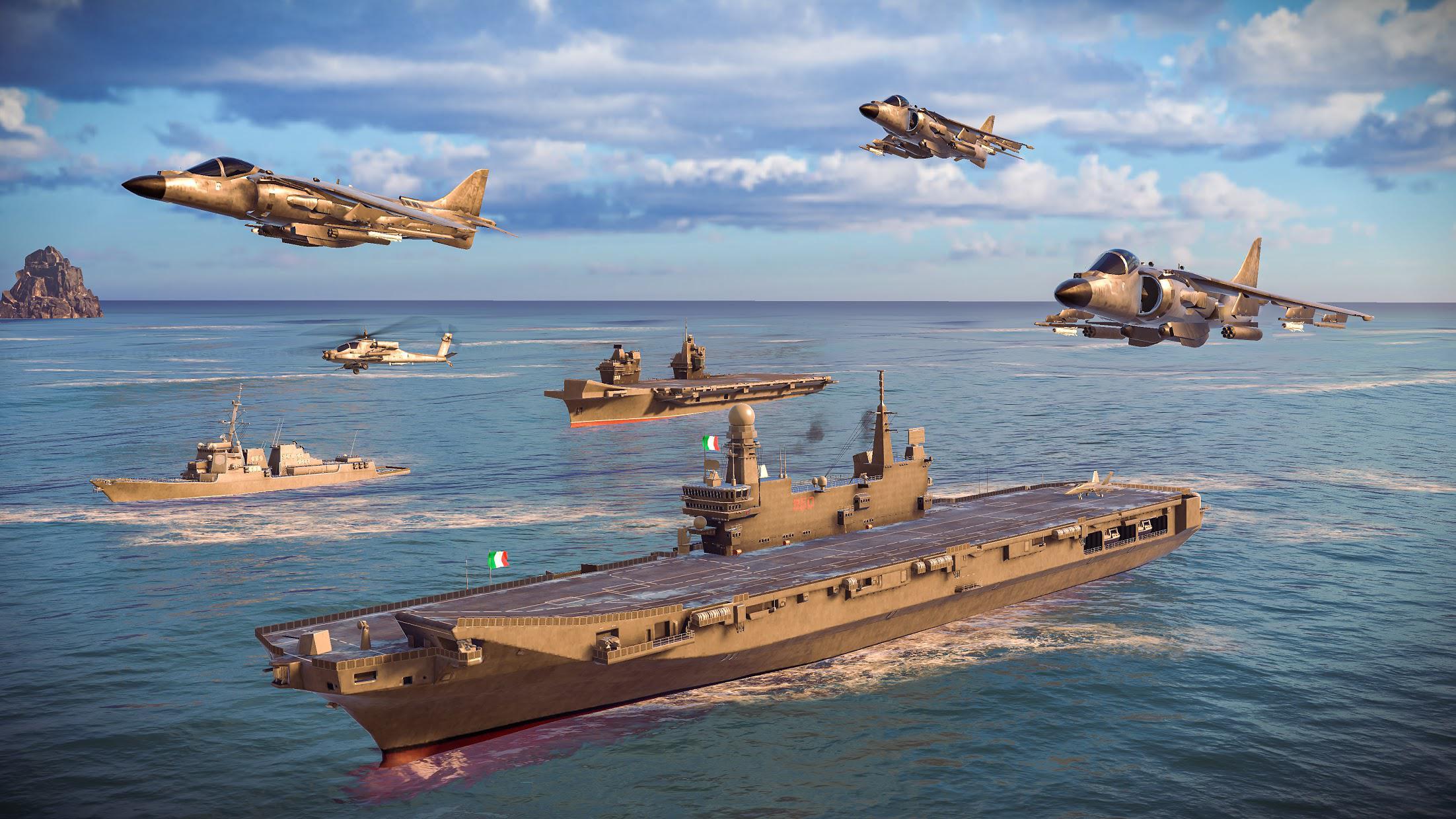 现代战舰:在线海战 游戏截图5