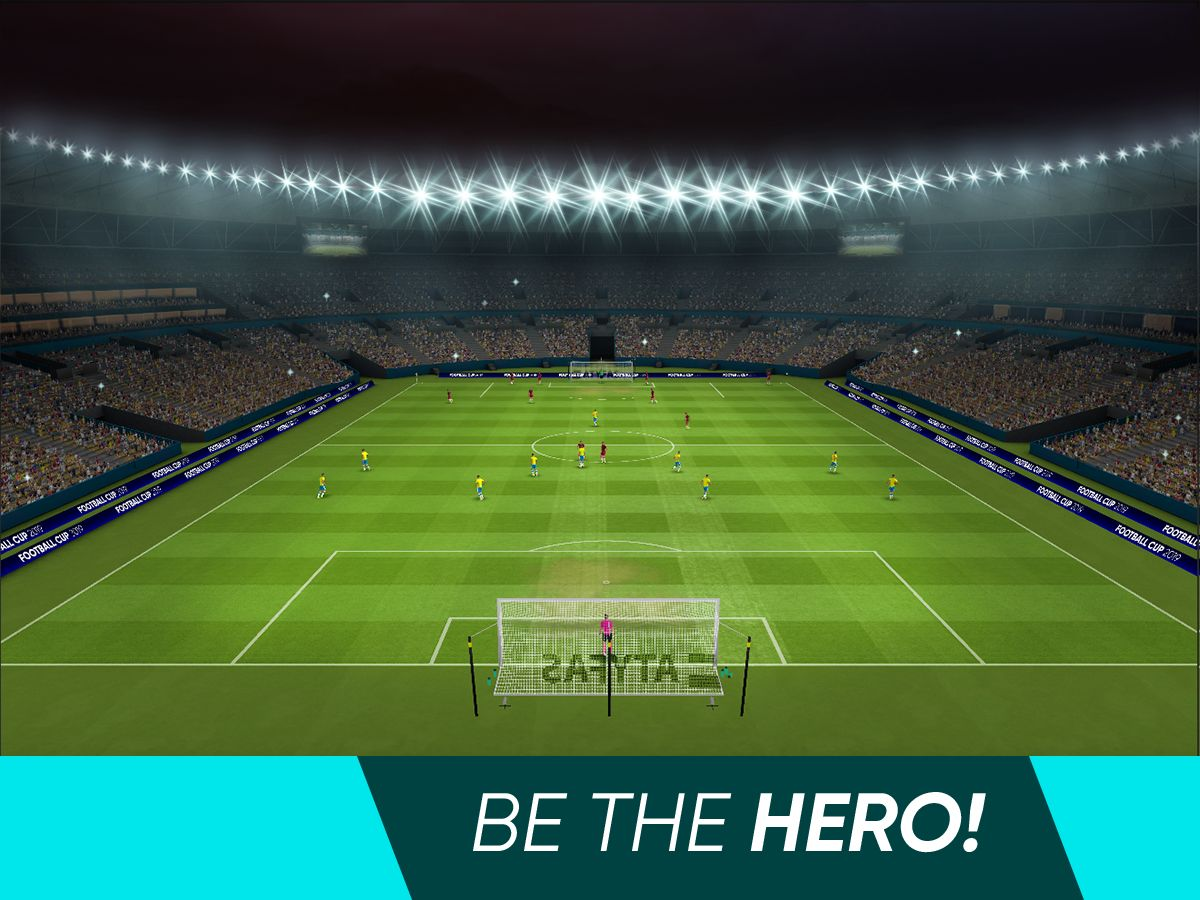 Soccer Cup 2021: Free Real League of Sports Games 游戏截图2