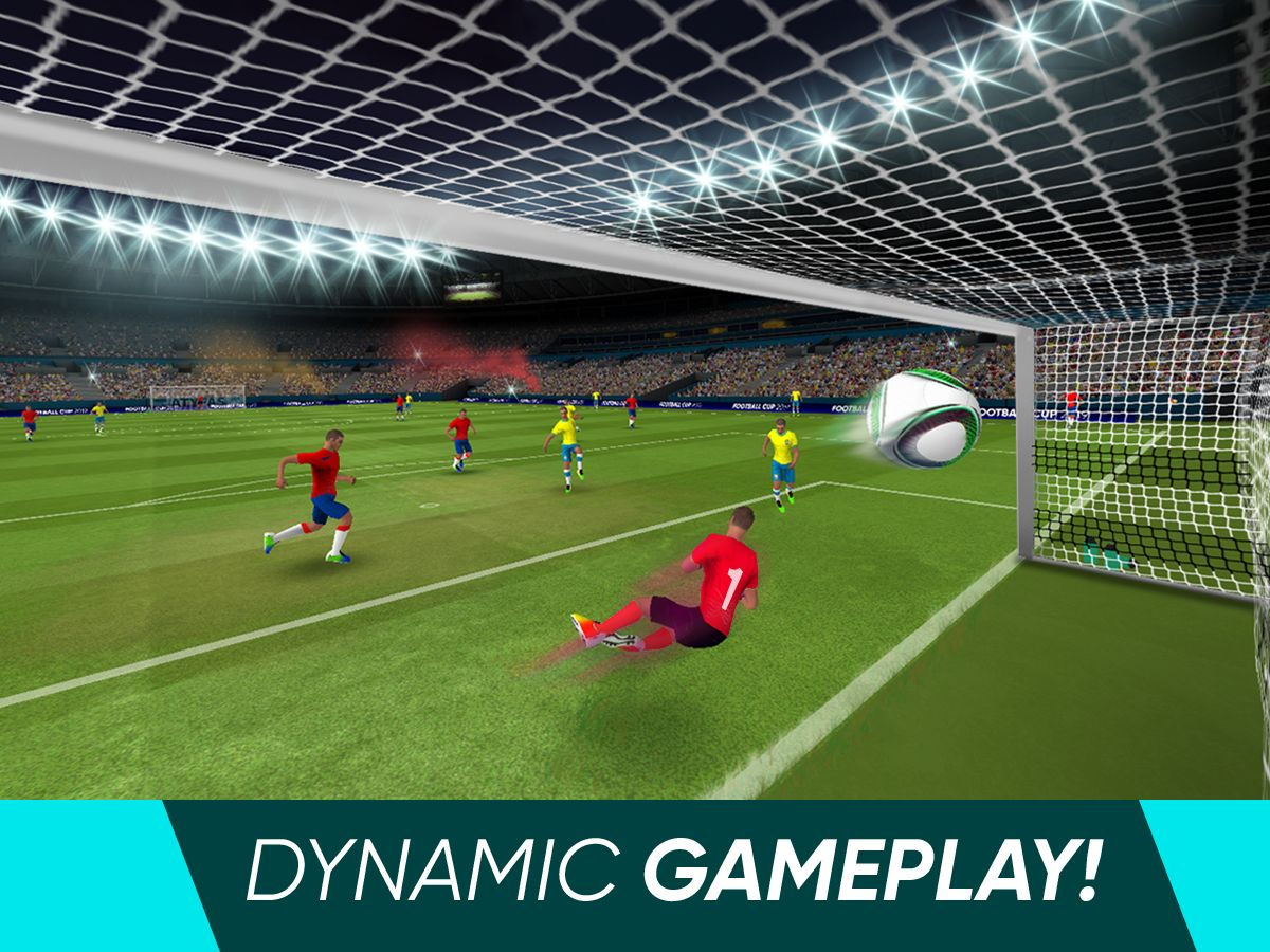 Soccer Cup 2021: Free Real League of Sports Games 游戏截图4