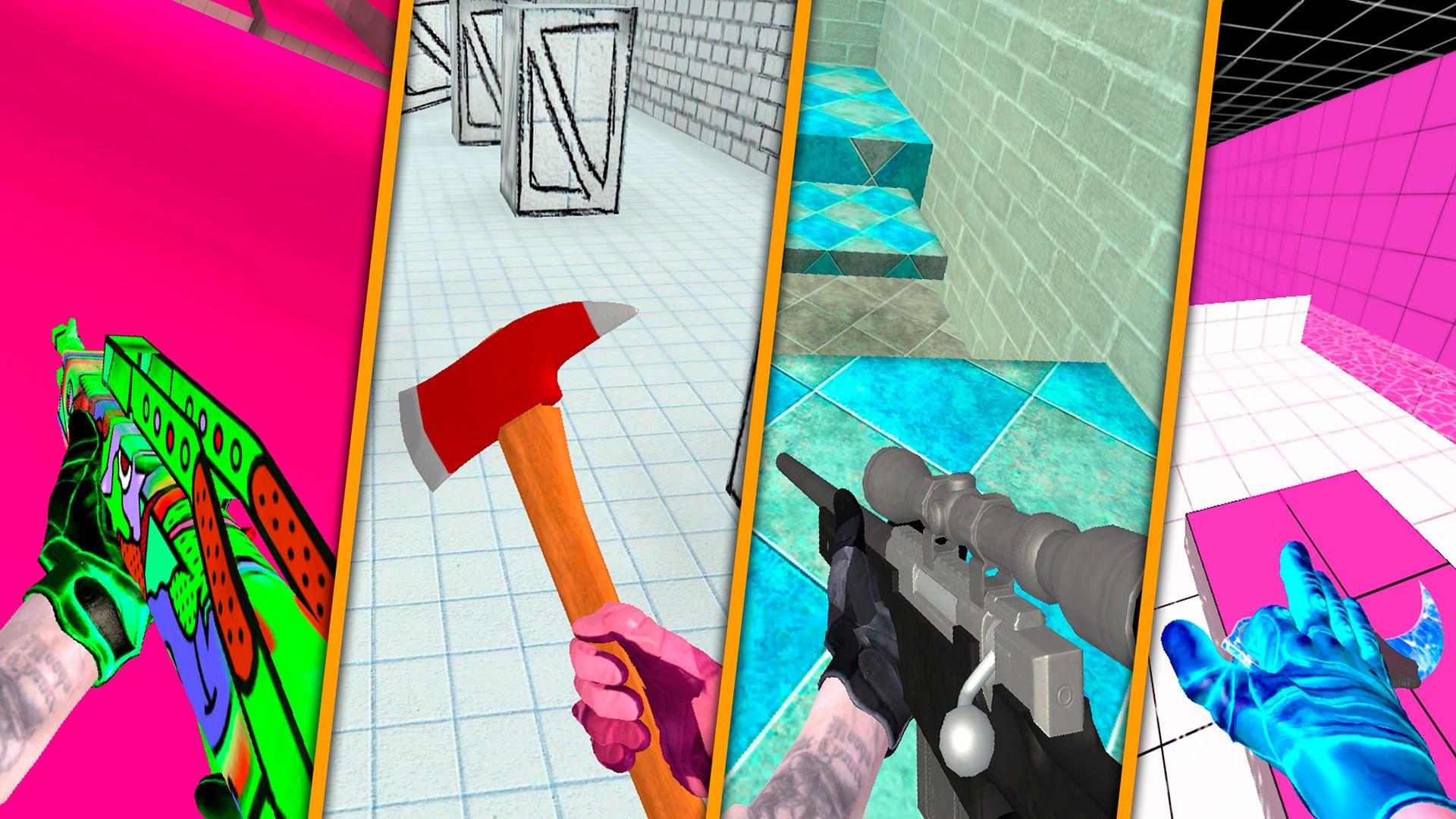 Bhop GO 游戏截图2