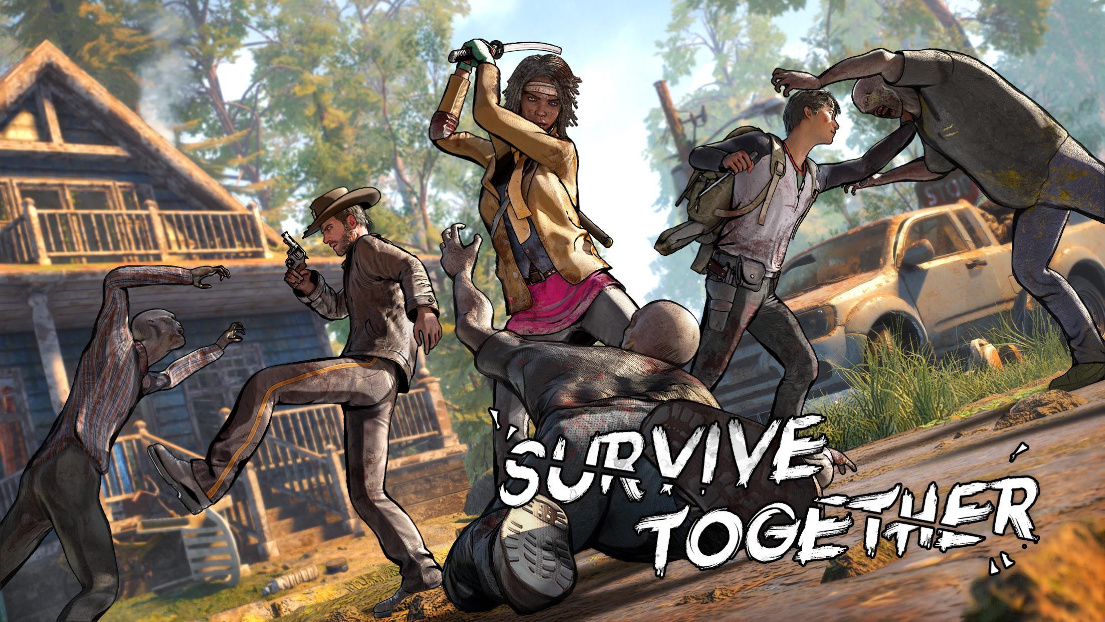 行尸走肉:幸存者 游戏截图1