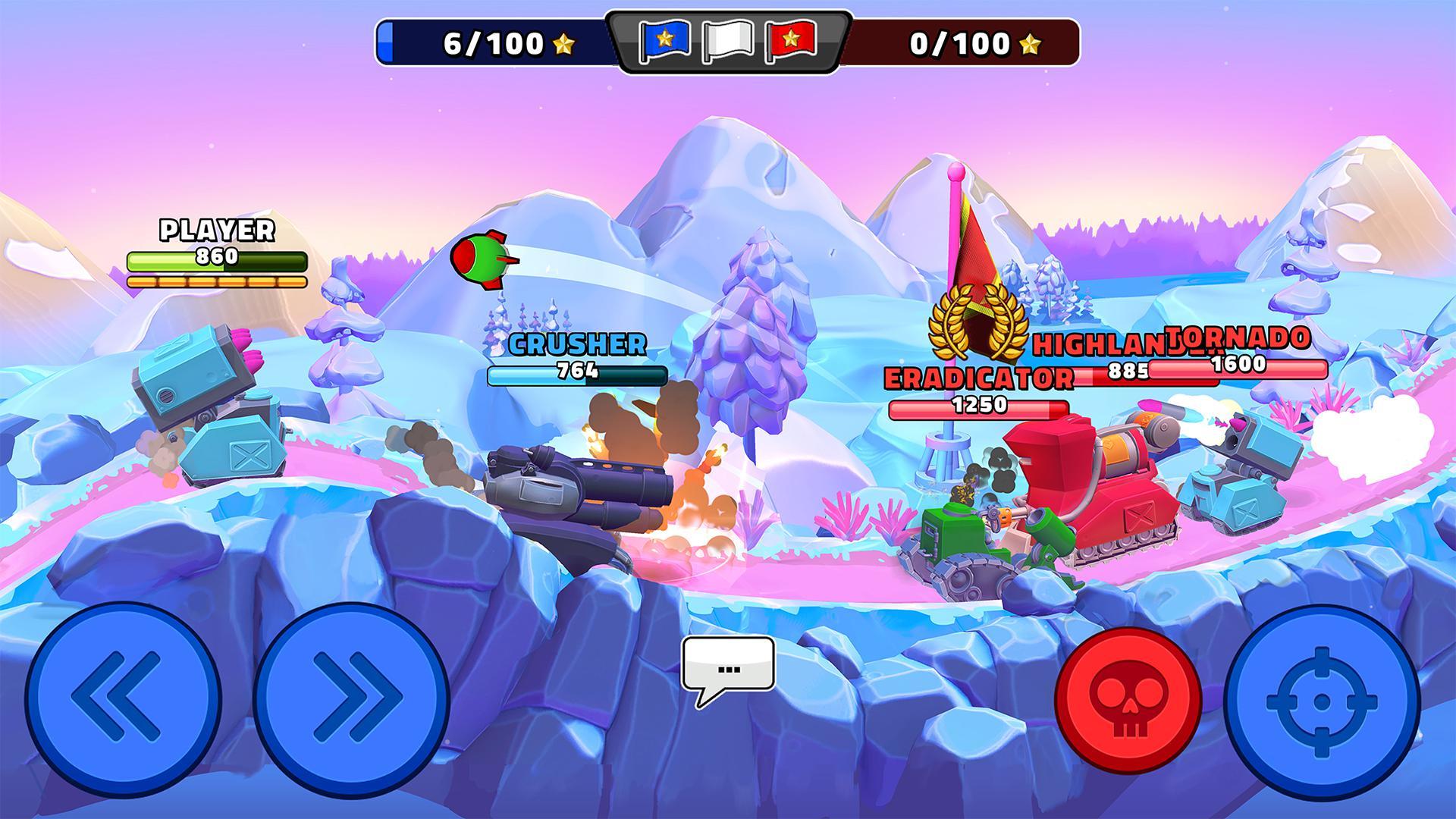钢铁之丘 2 游戏截图3