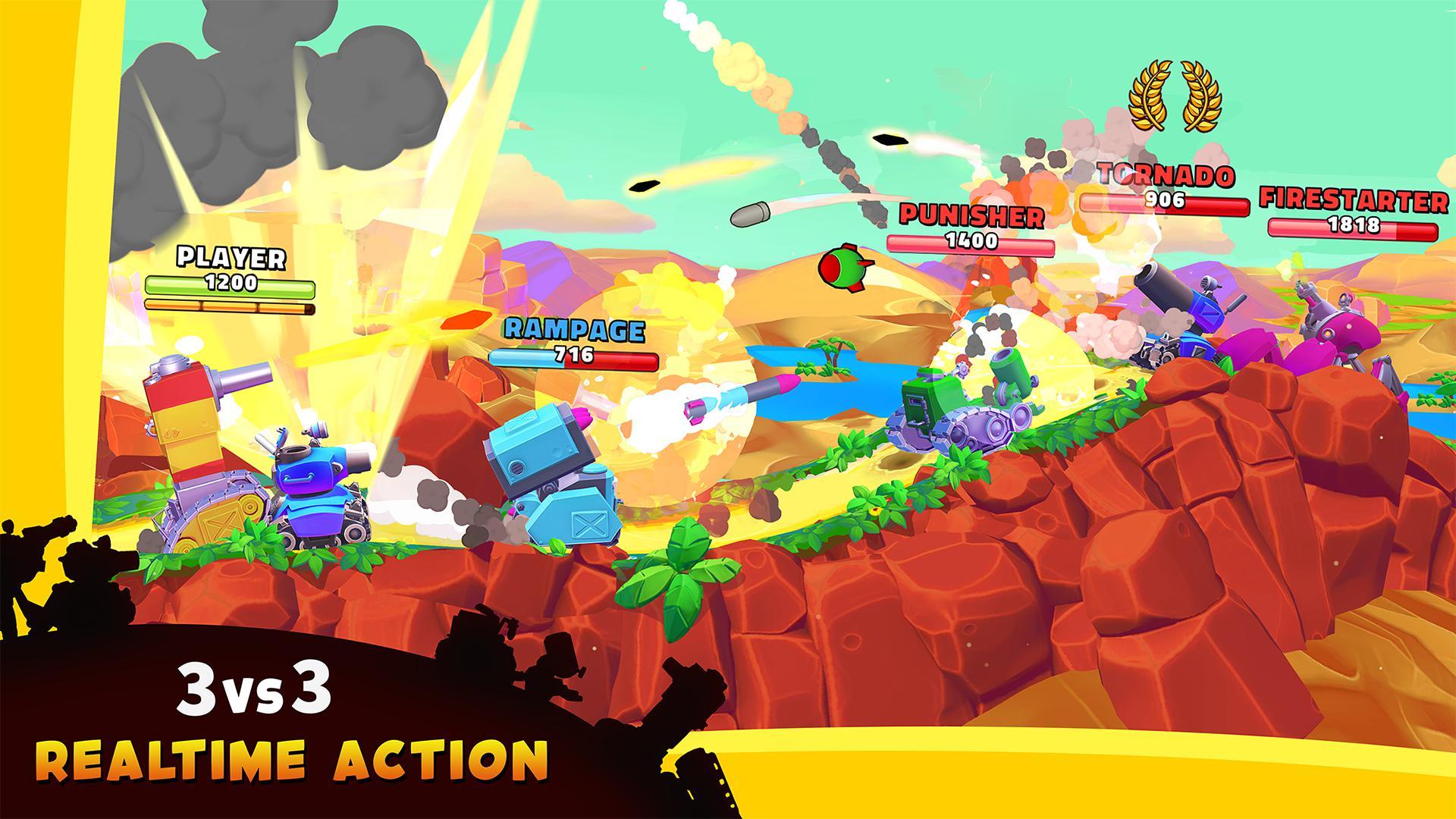 钢铁之丘 2 游戏截图4