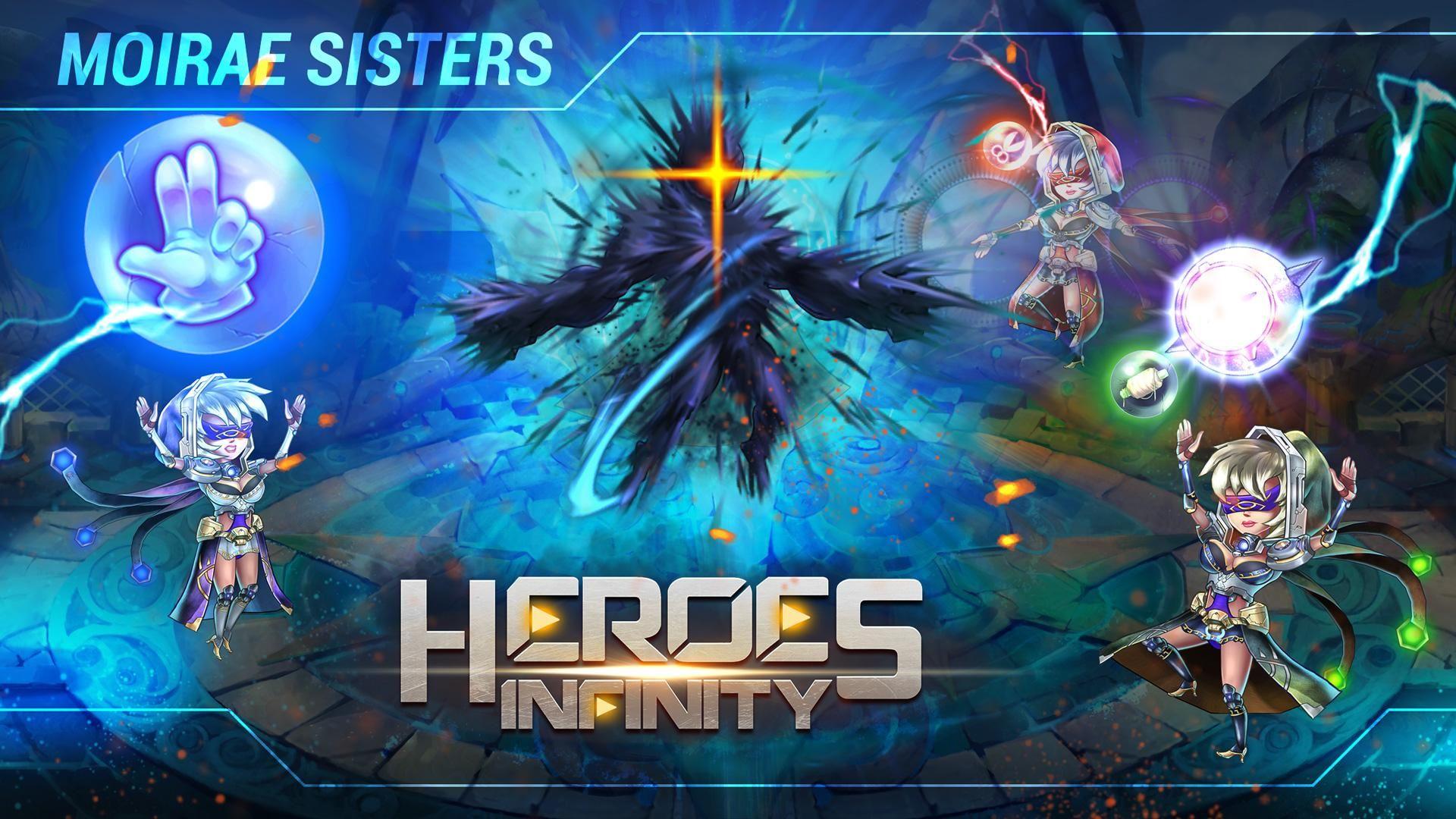 英雄无限 游戏截图3