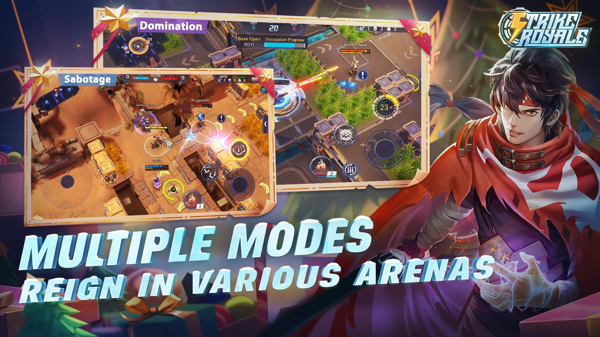 Strike Royale 游戏截图3