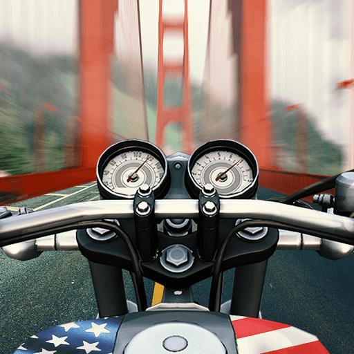 摩托骑士 USA