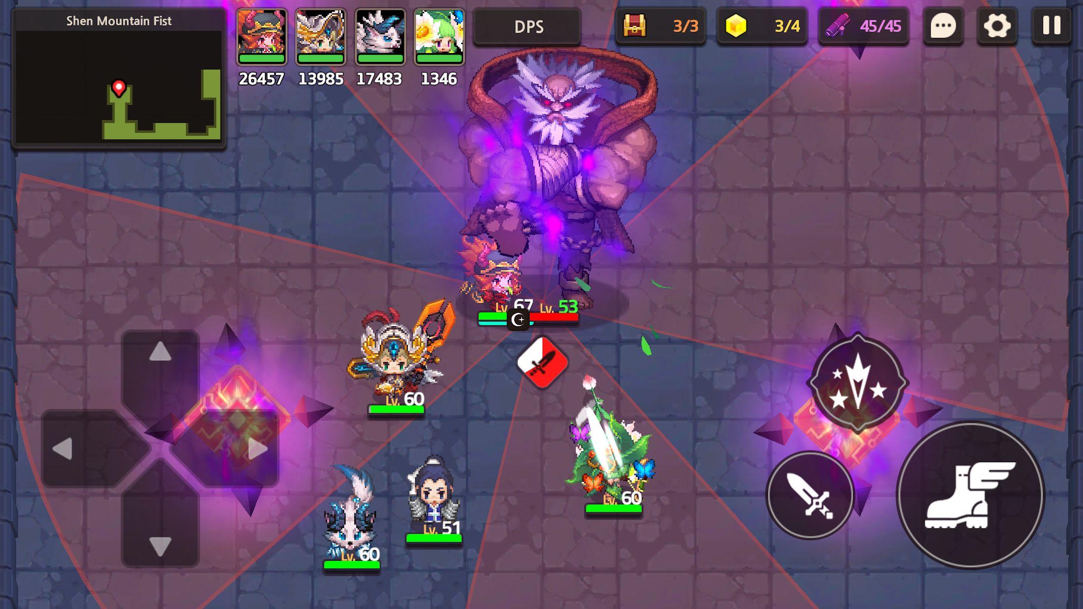坎特伯雷公主与骑士唤醒冠军之剑的奇幻冒险(台服 守护者传说) 游戏截图3