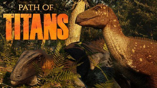 狩猎、筑巢、捕鱼、游泳...无所不能的恐龙生存模拟《泰坦之路》 图片1