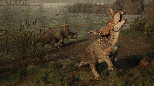 狩猎、筑巢、捕鱼、游泳...无所不能的恐龙生存模拟《泰坦之路》 图片2