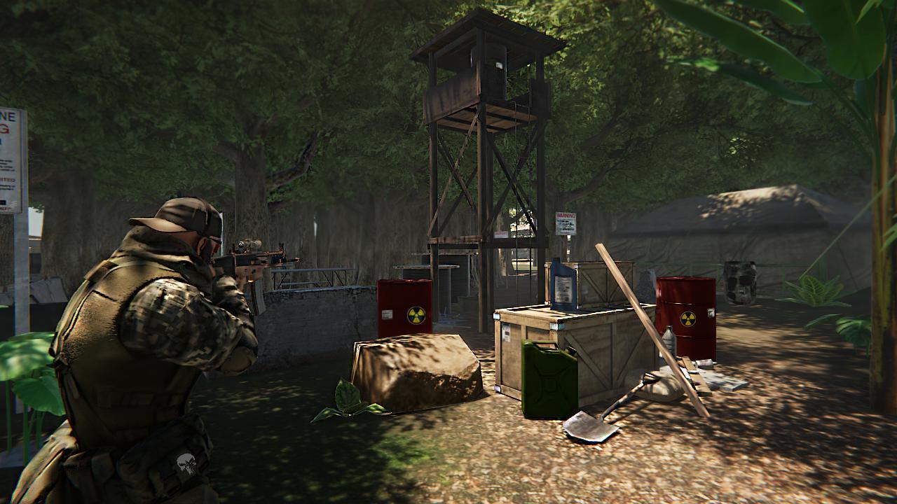 真正的突击队行动:2021年的新秘密任务游戏 游戏截图1