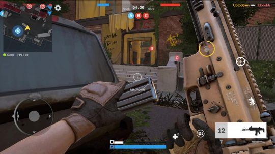 画质媲美端游,手感秒杀《使命召唤》,这款FPS手游竟然只有150MB?! 图片1