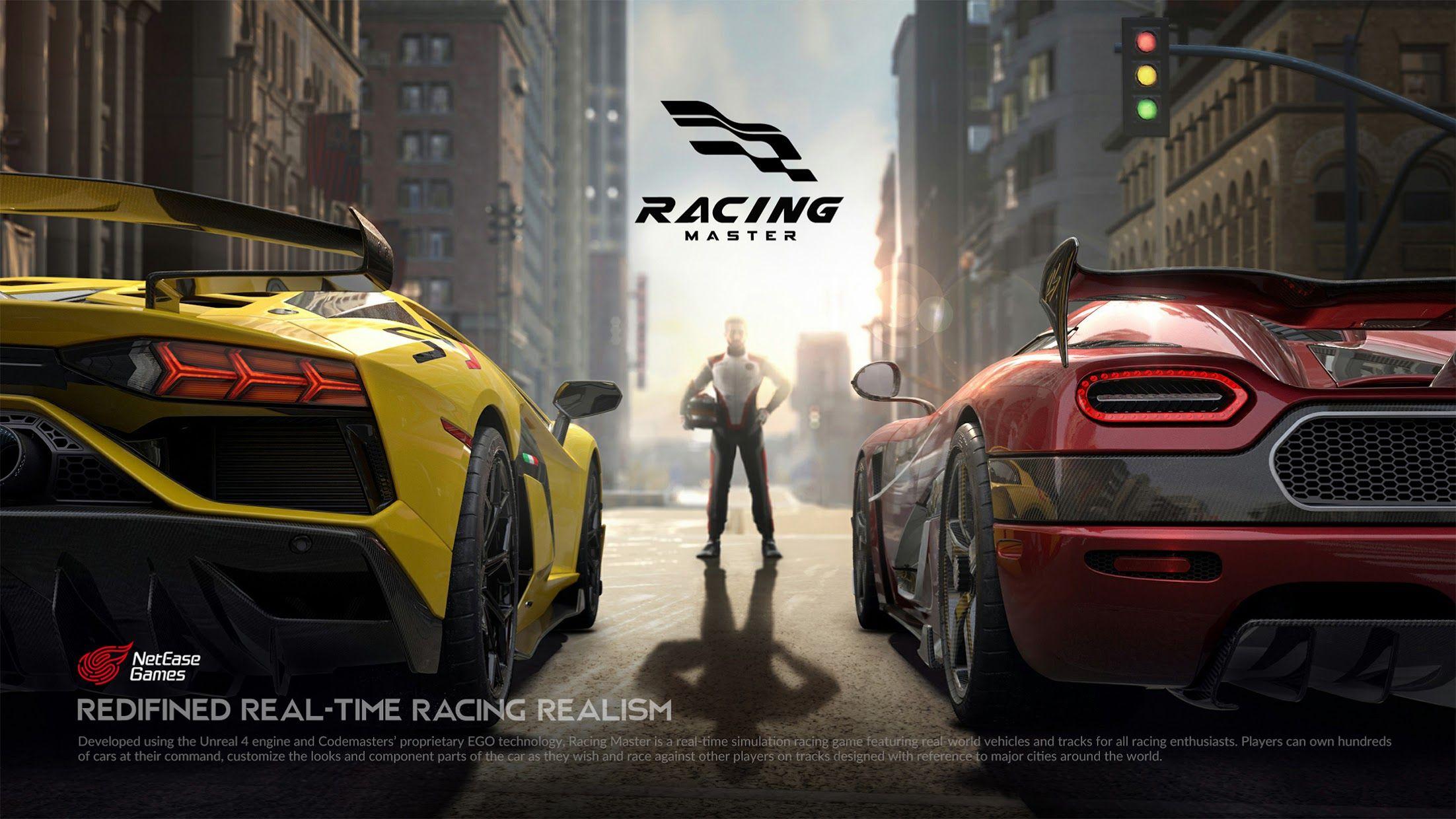 巅峰时速(抢先体验 Racing Master) 游戏截图1