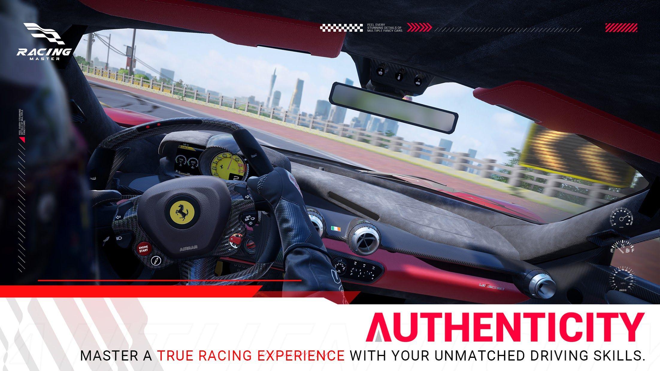 巅峰时速(抢先体验 Racing Master) 游戏截图3