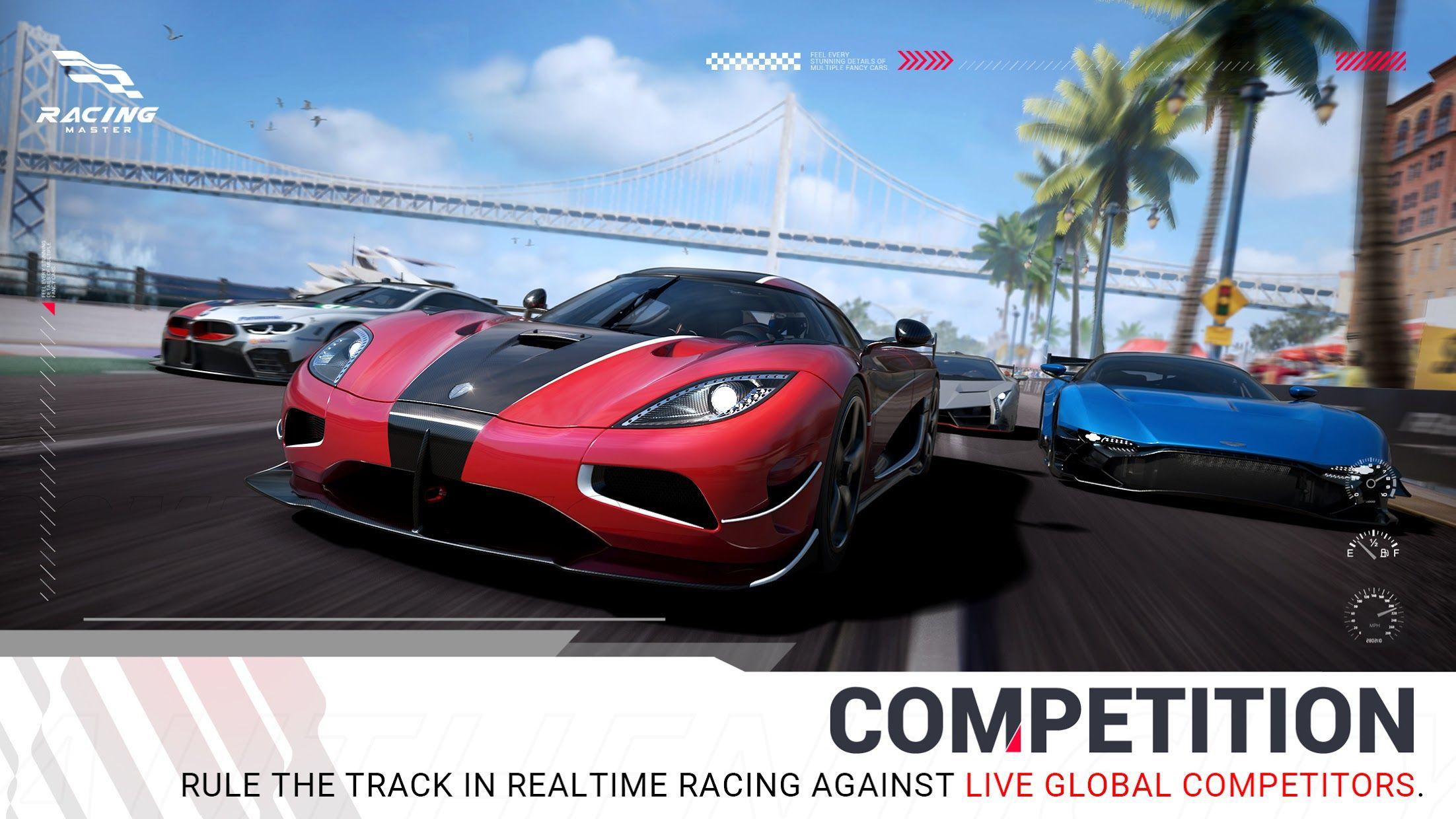 巅峰时速(抢先体验 Racing Master) 游戏截图4