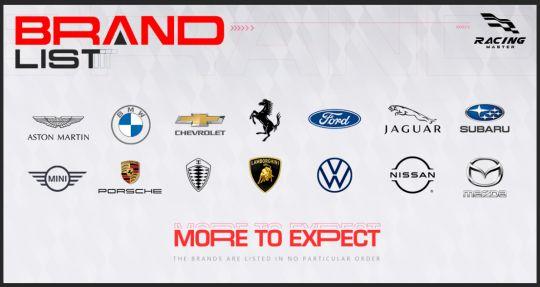 敢与《真实赛车3》比专业,和《狂野飙车9》比画质,硬核高画质竞速《Racing Master》 图片5