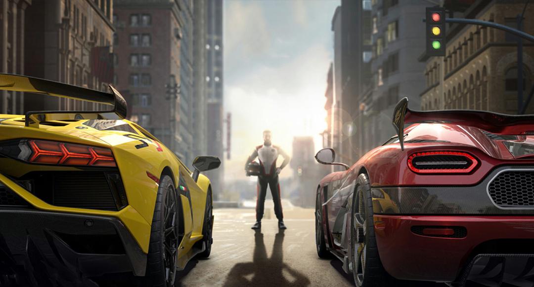 敢与《真实赛车3》比专业,和《狂野飙车9》比画质,硬核高画质竞速《Racing Master》