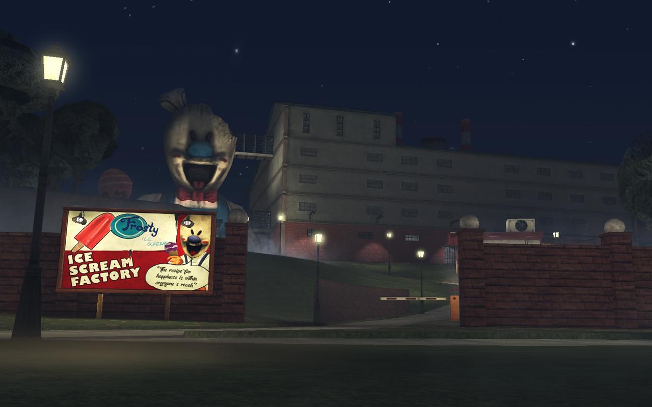 邪恶冰淇淋4:罗德的工厂 游戏截图1