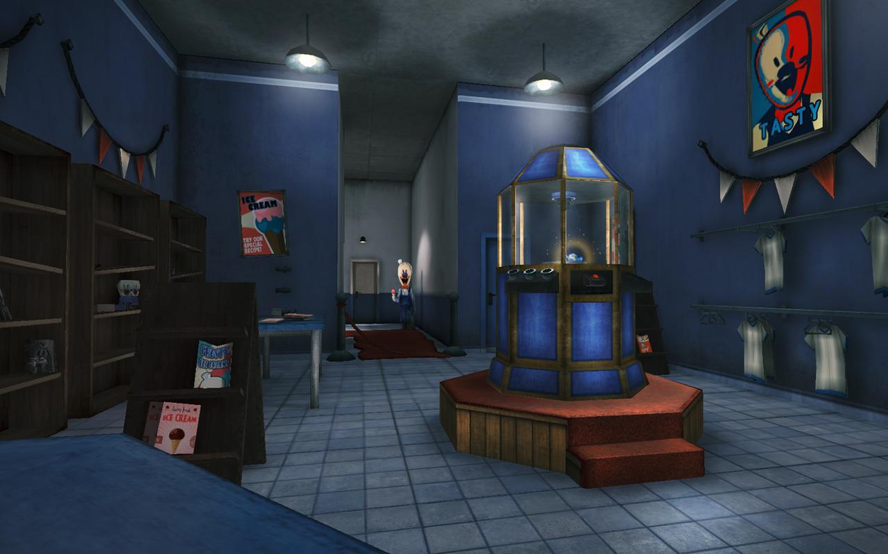 邪恶冰淇淋4:罗德的工厂 游戏截图3