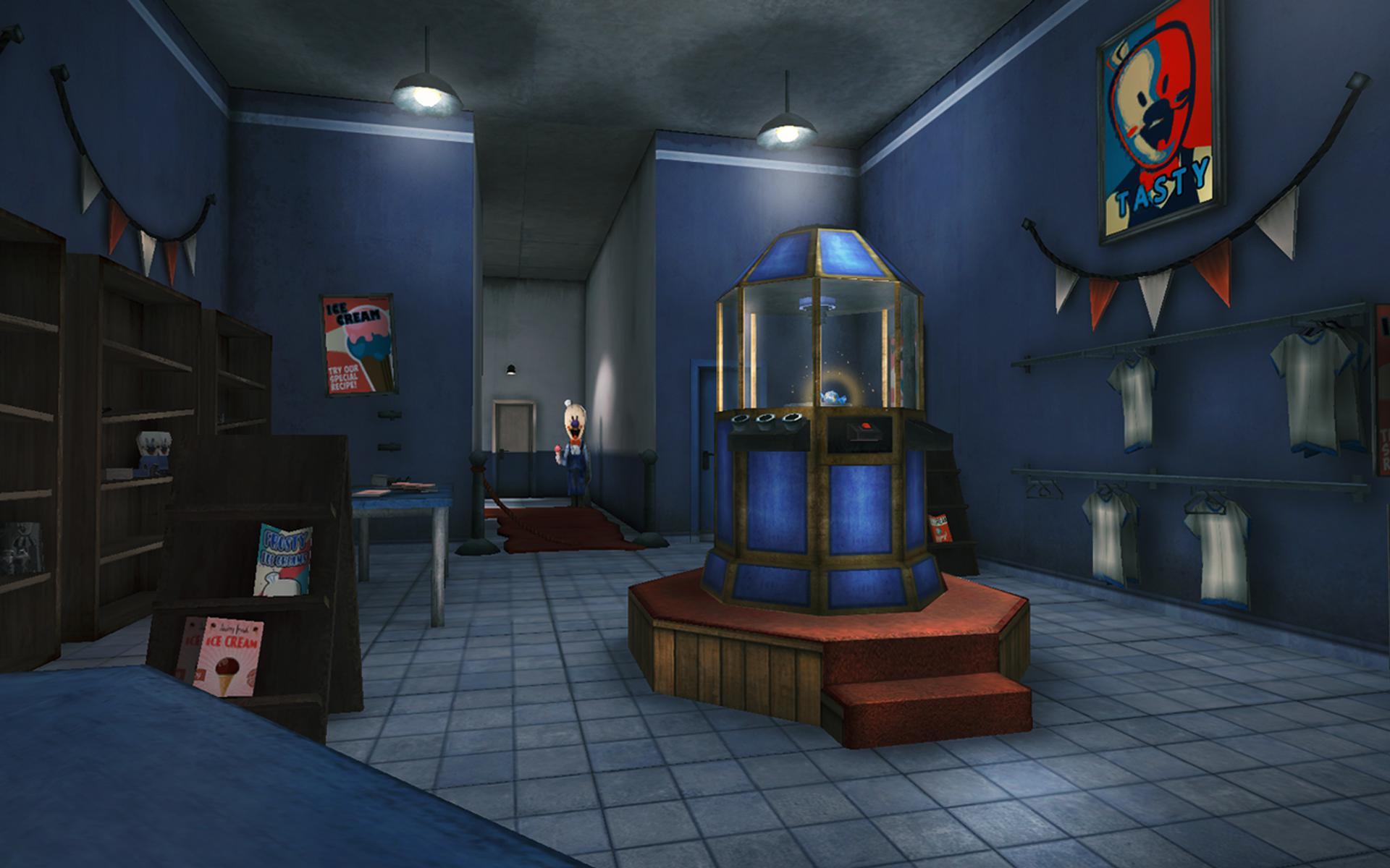 邪恶冰淇淋4:罗德的工厂 游戏截图4