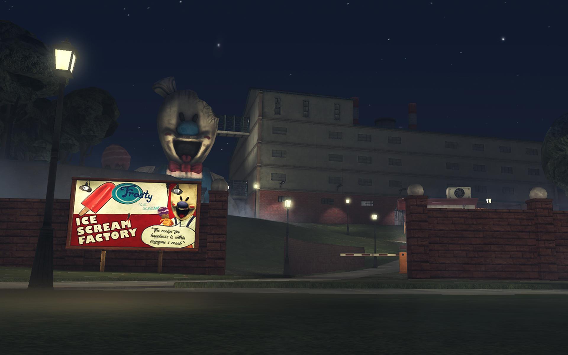 邪恶冰淇淋4:罗德的工厂 游戏截图5
