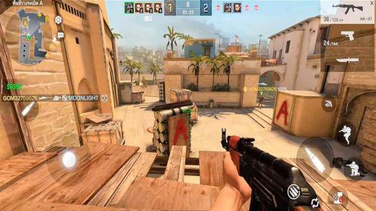 让CS:GO玩家疯狂上瘾的手机游戏,竟然不是《对峙2》? 图片4