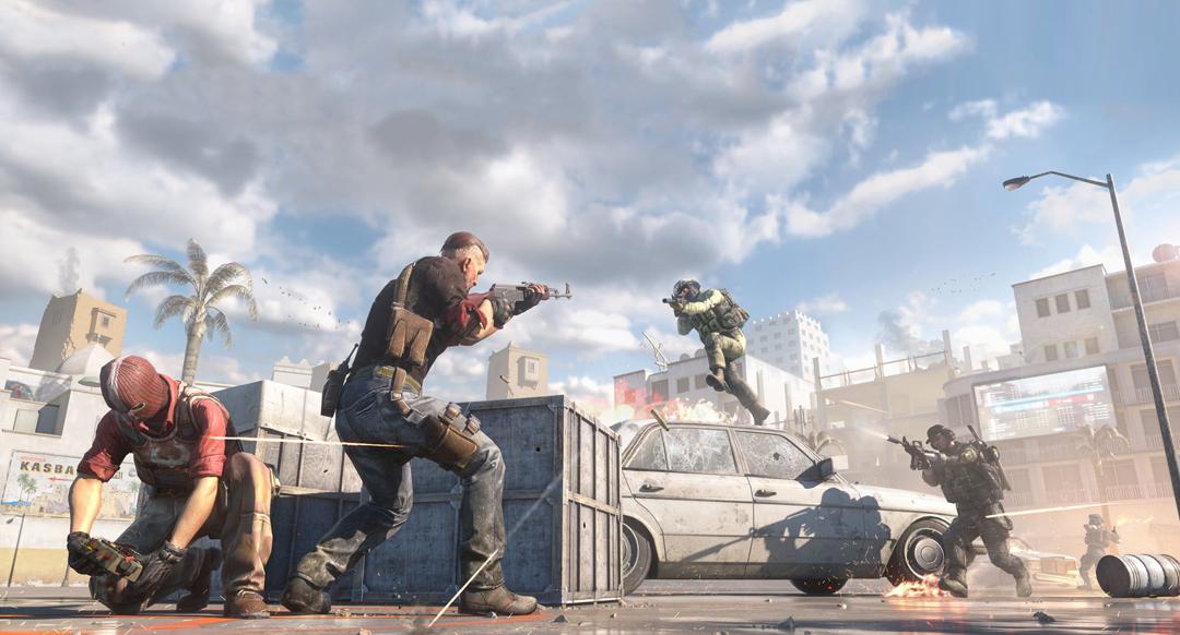 让CS:GO玩家疯狂上瘾的手机游戏,竟然不是《对峙2》?