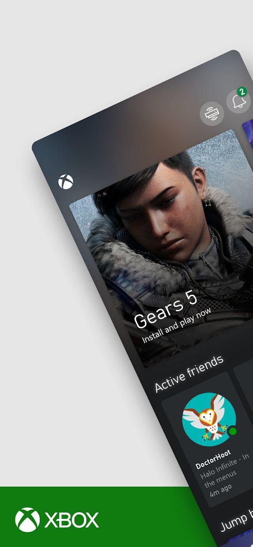 Xbox 游戏截图1