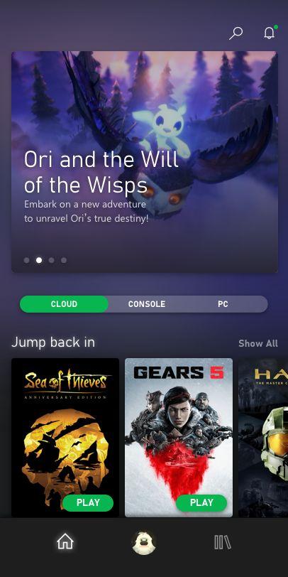 Xbox Game Pass 游戏截图1