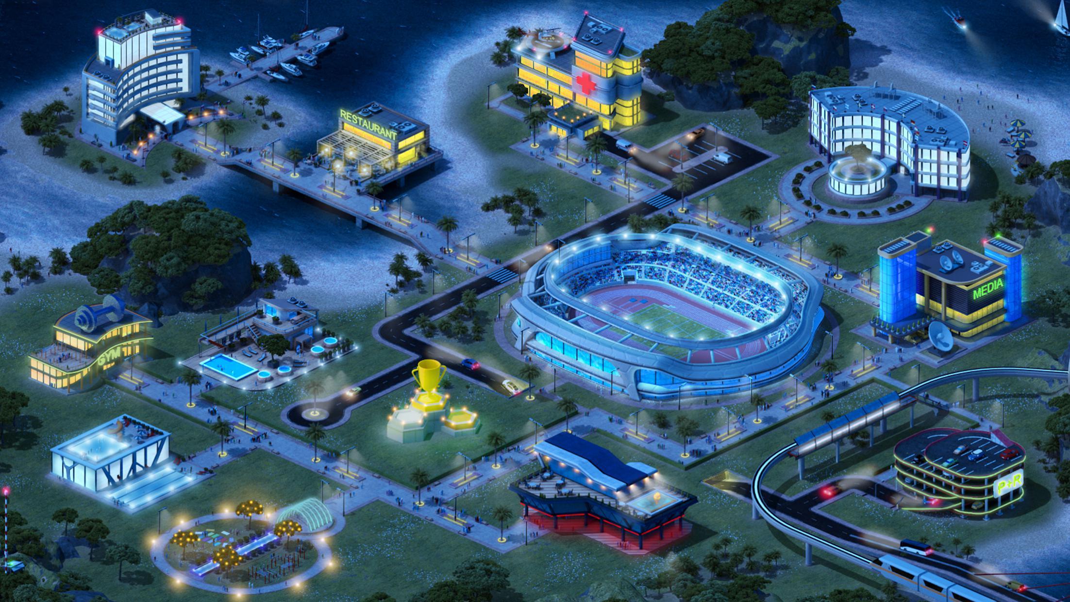 Athletics Mania: Track & Field Summer Sports Game 游戏截图5