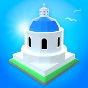 你好!圣托里尼岛:岛屿养成类游戏