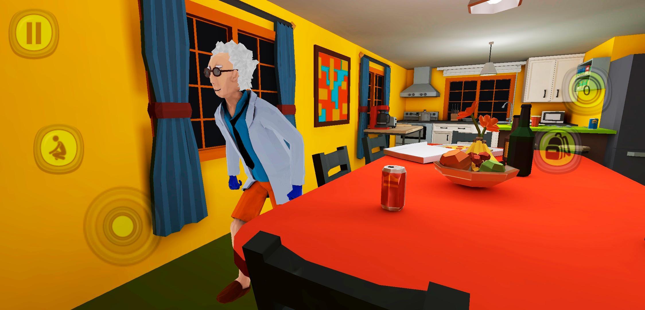 Grandson - Escape The House 游戏截图5