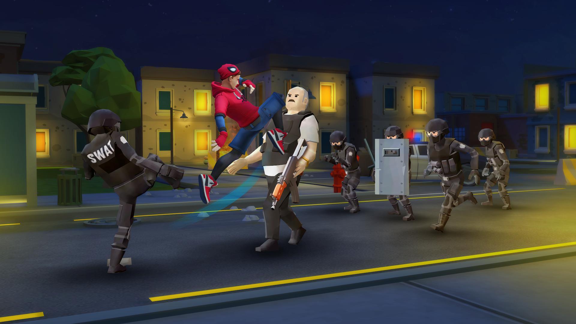 Spider Fighter: Superhero Revenge 游戏截图5