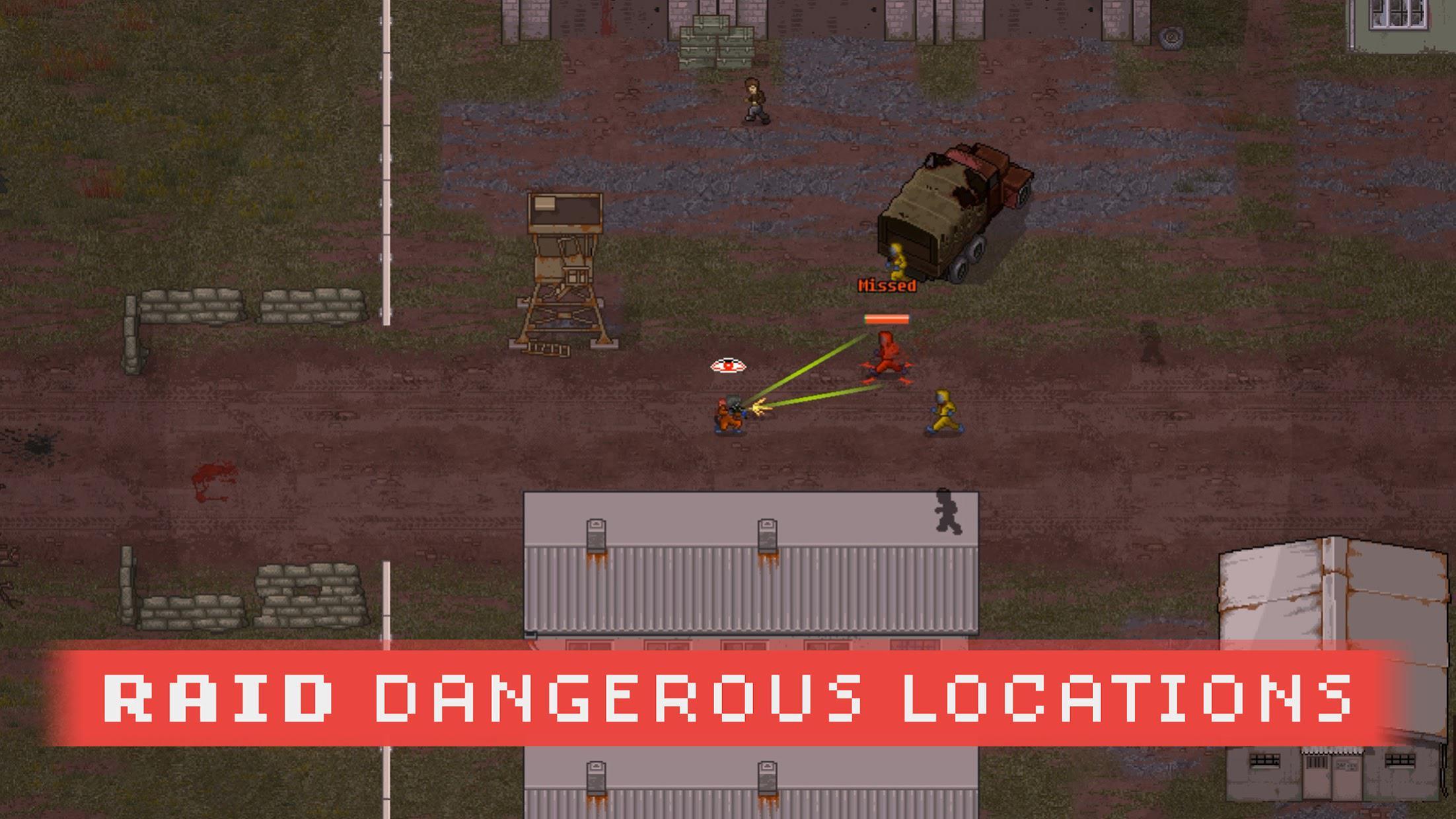 迷你 DayZ 2 游戏截图1