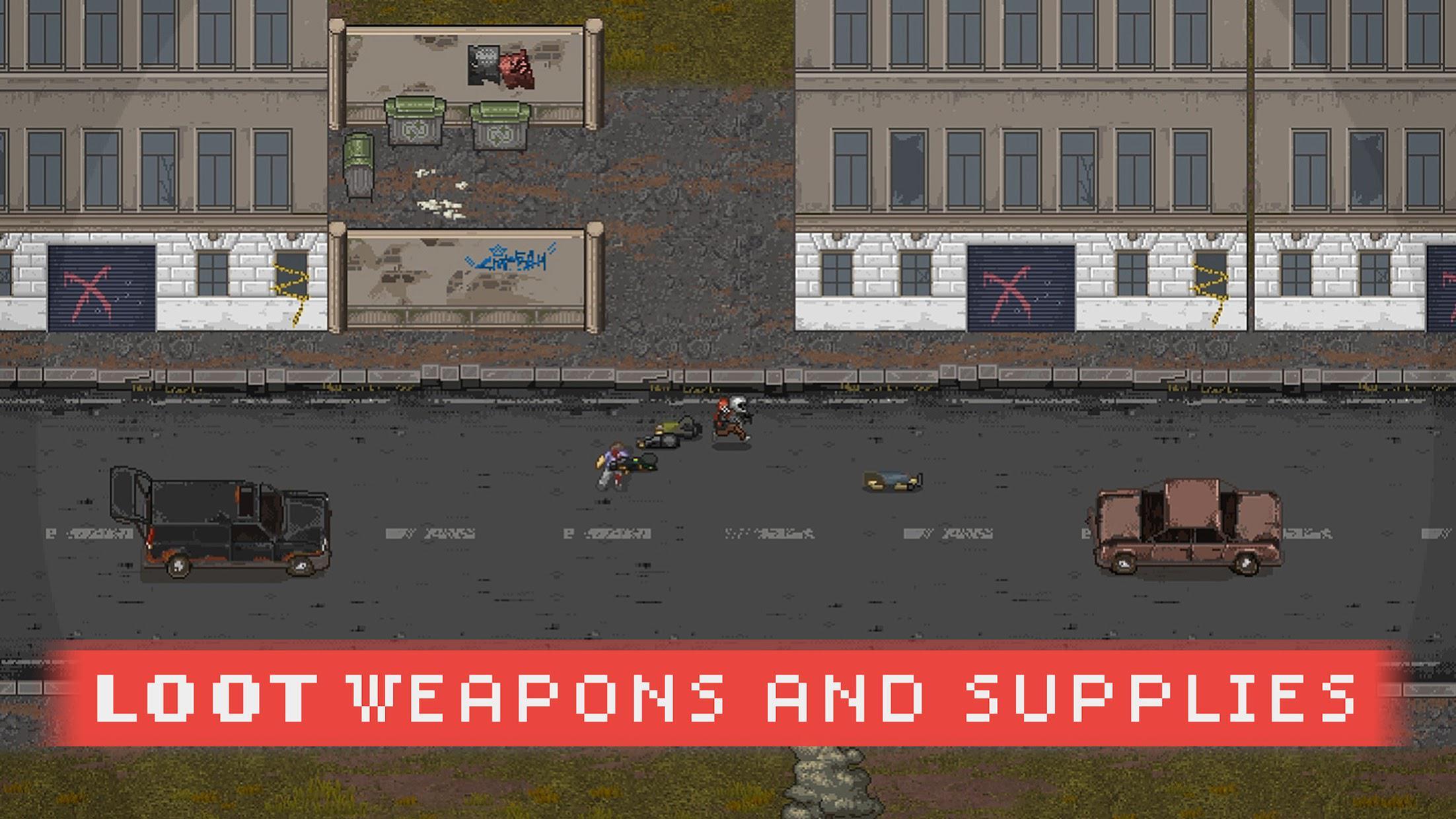 迷你 DayZ 2 游戏截图2