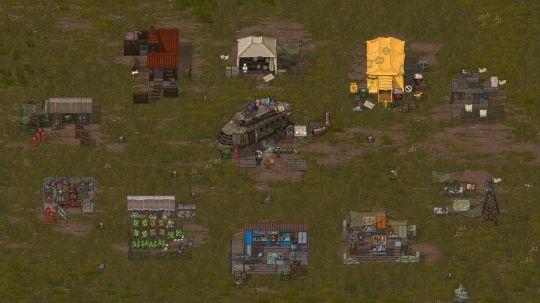 惊险刺激,硬核生存,经典端游移植续作《Mini DayZ 2》 图片7