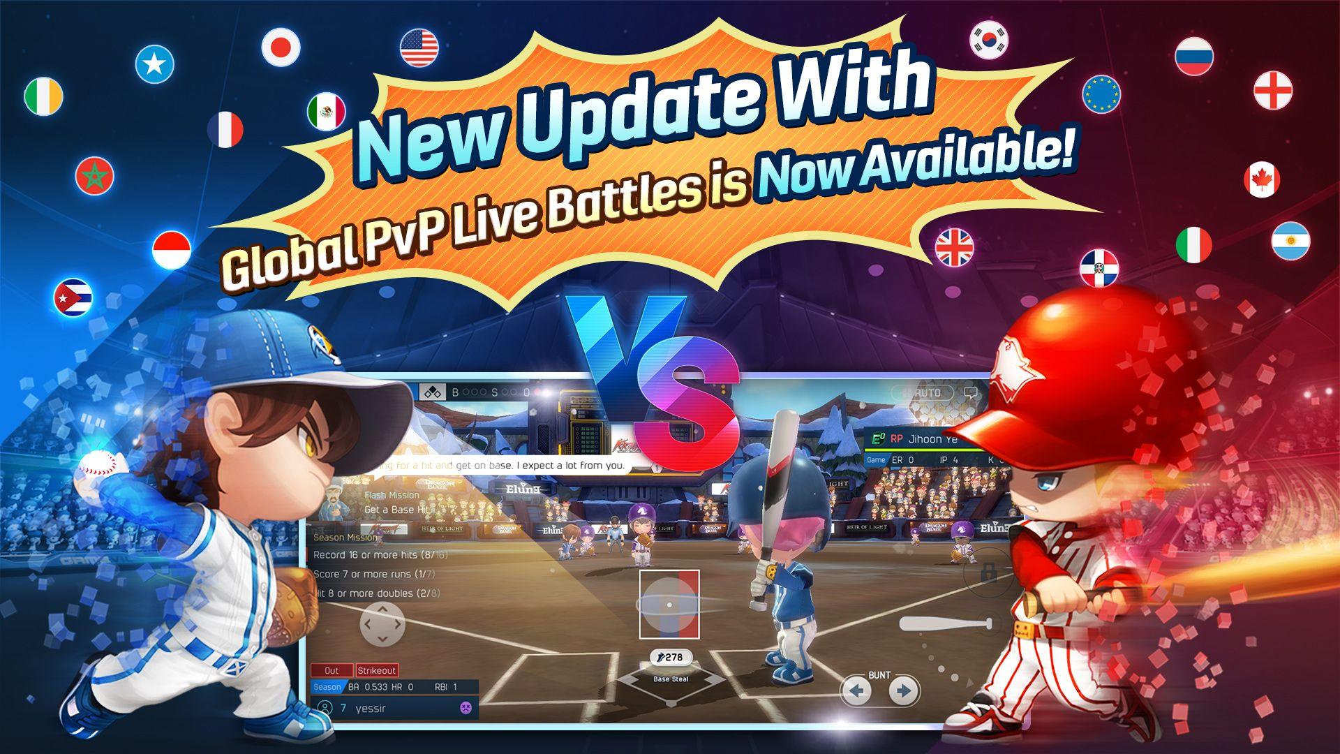 棒球巨星2021 游戏截图1
