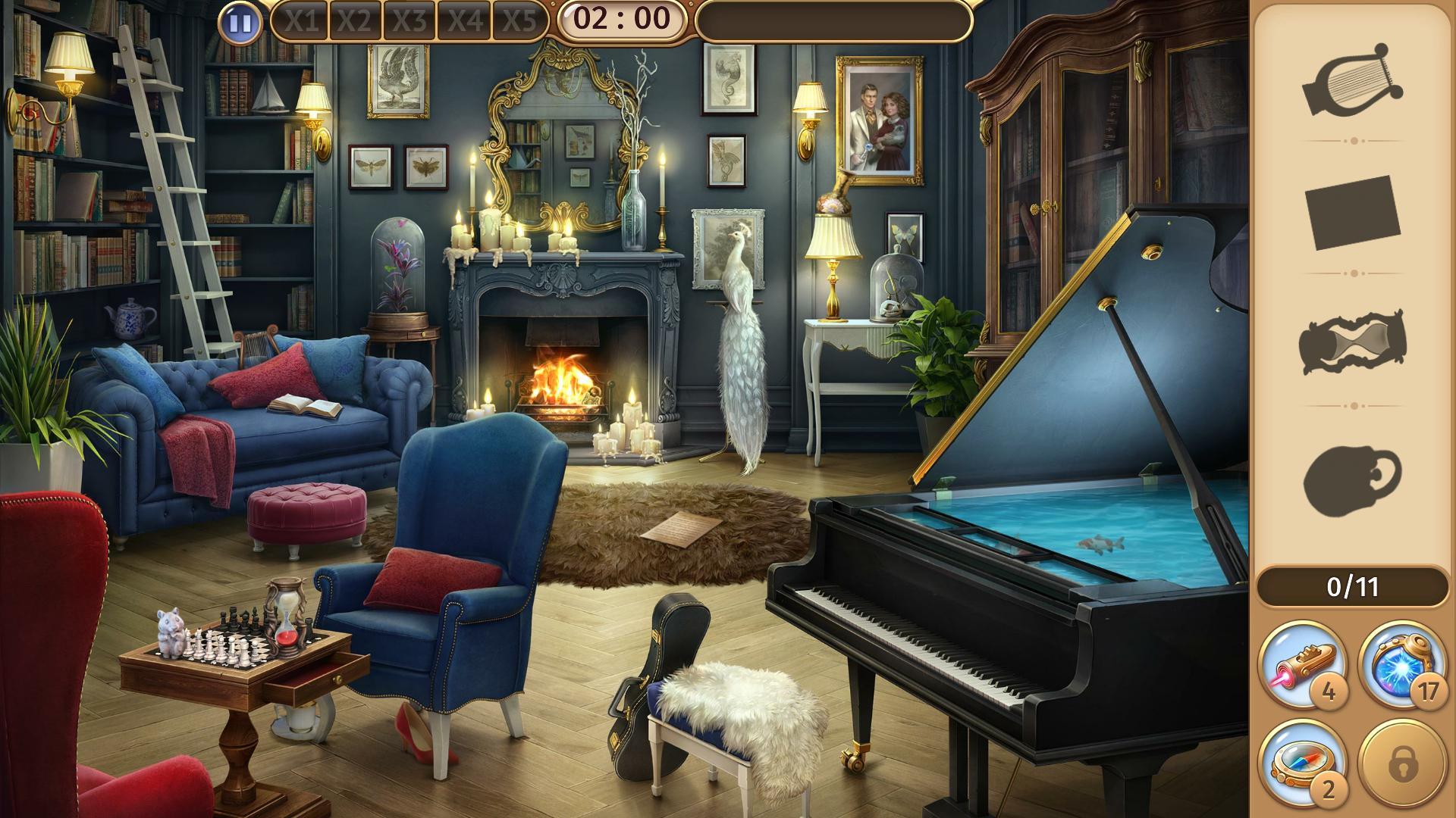 Mystery Manor: hidden objects 游戏截图5