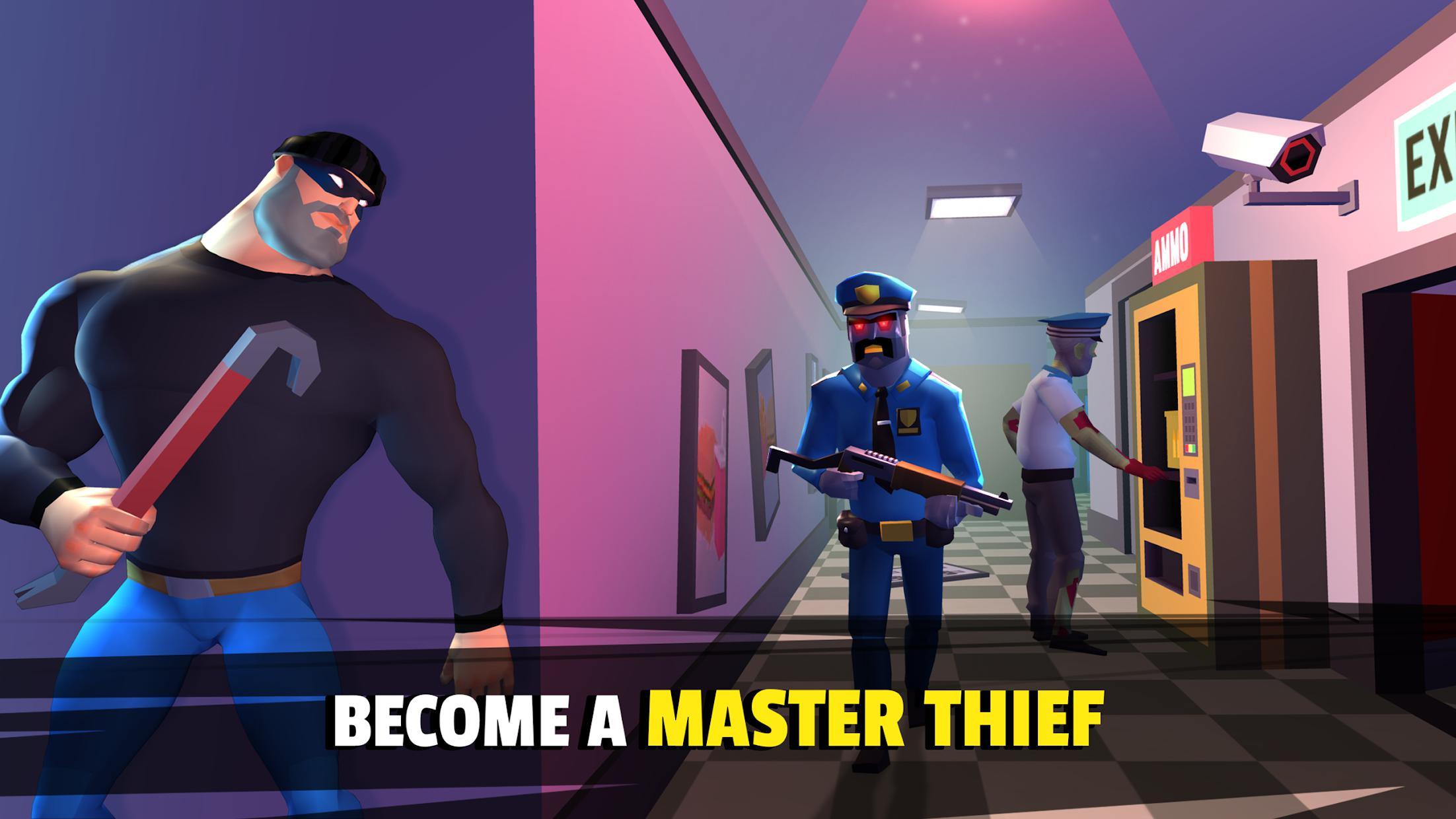 盗贼模拟器 游戏截图1