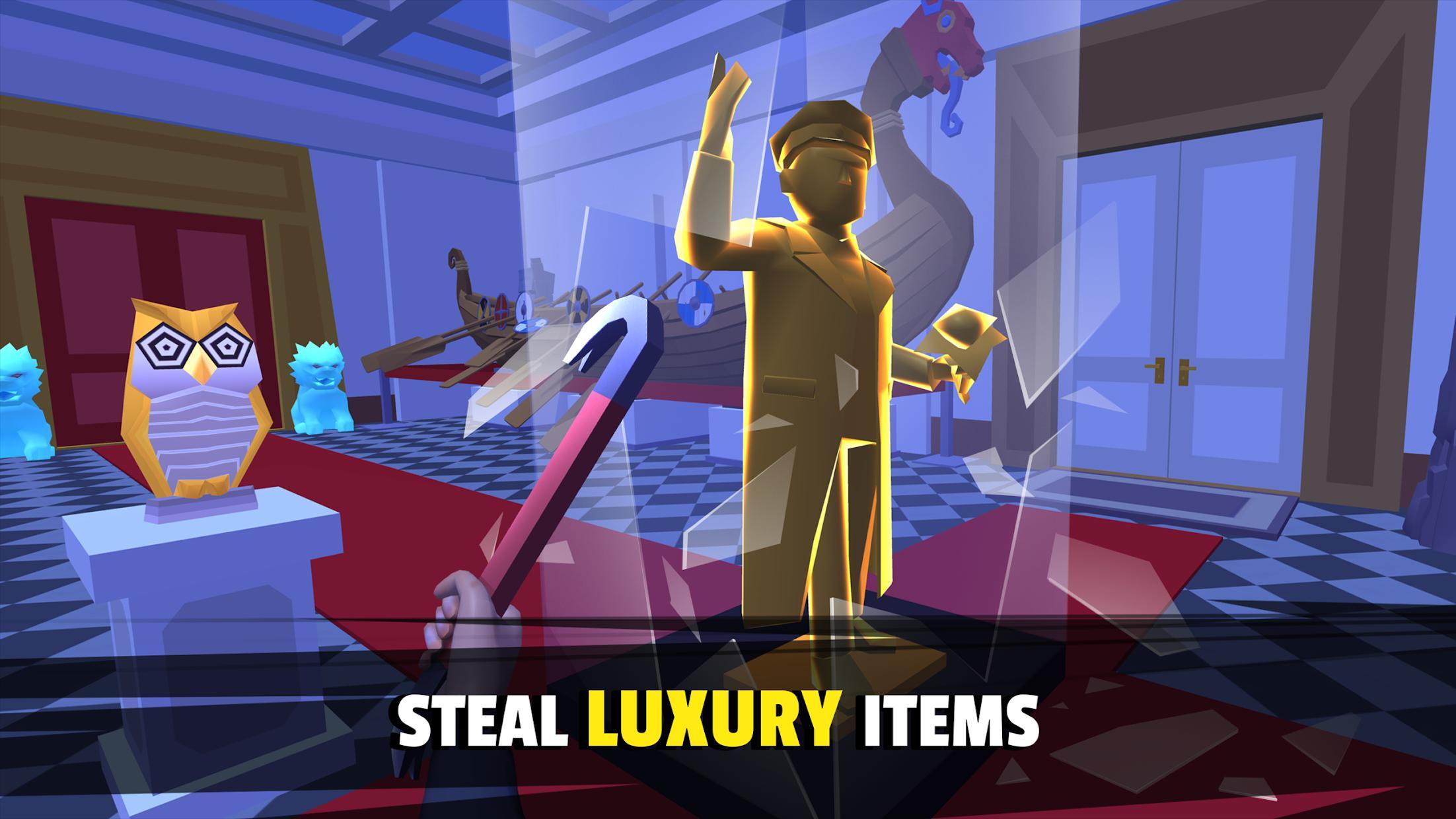 盗贼模拟器 游戏截图2