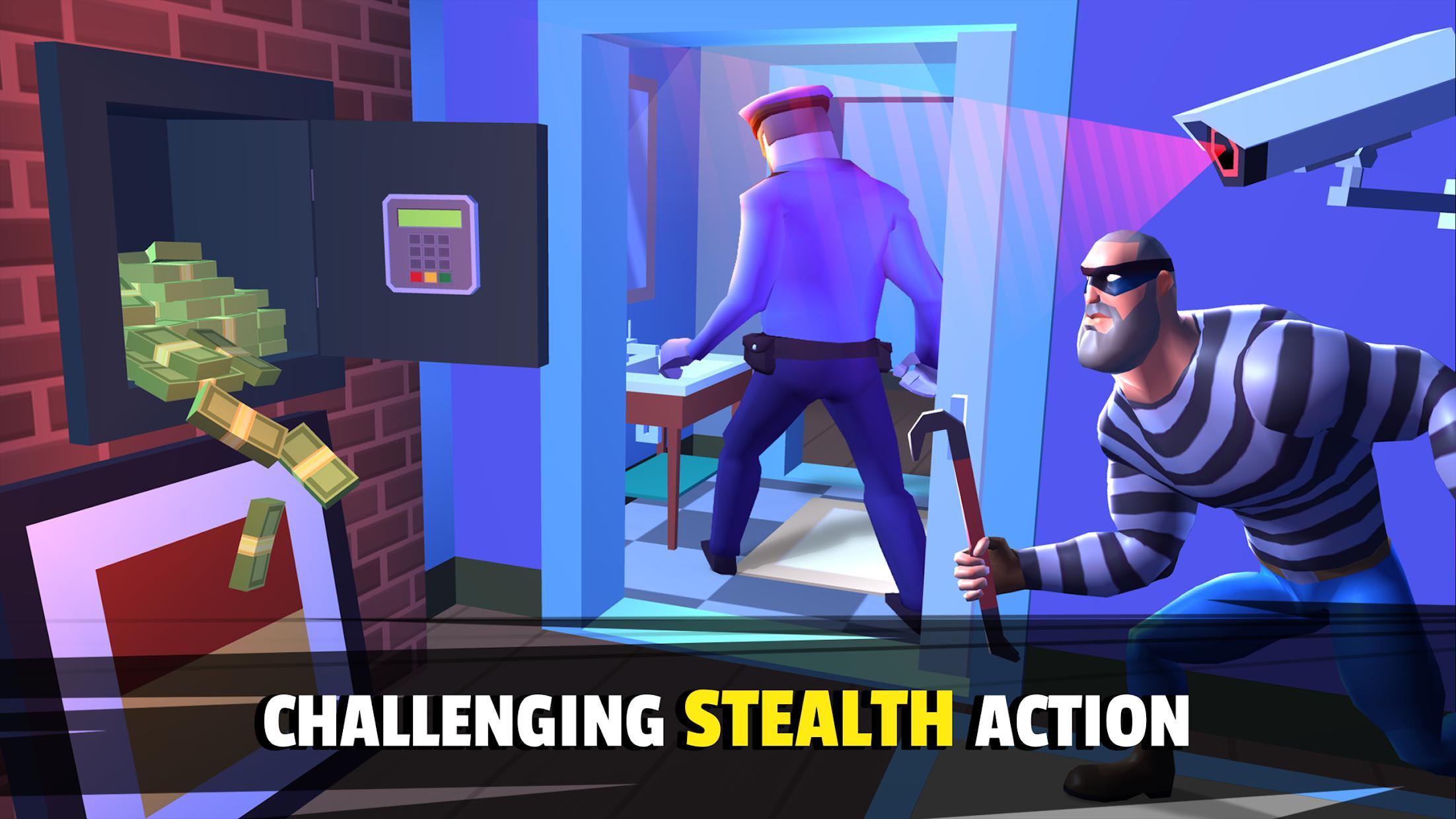 盗贼模拟器 游戏截图3