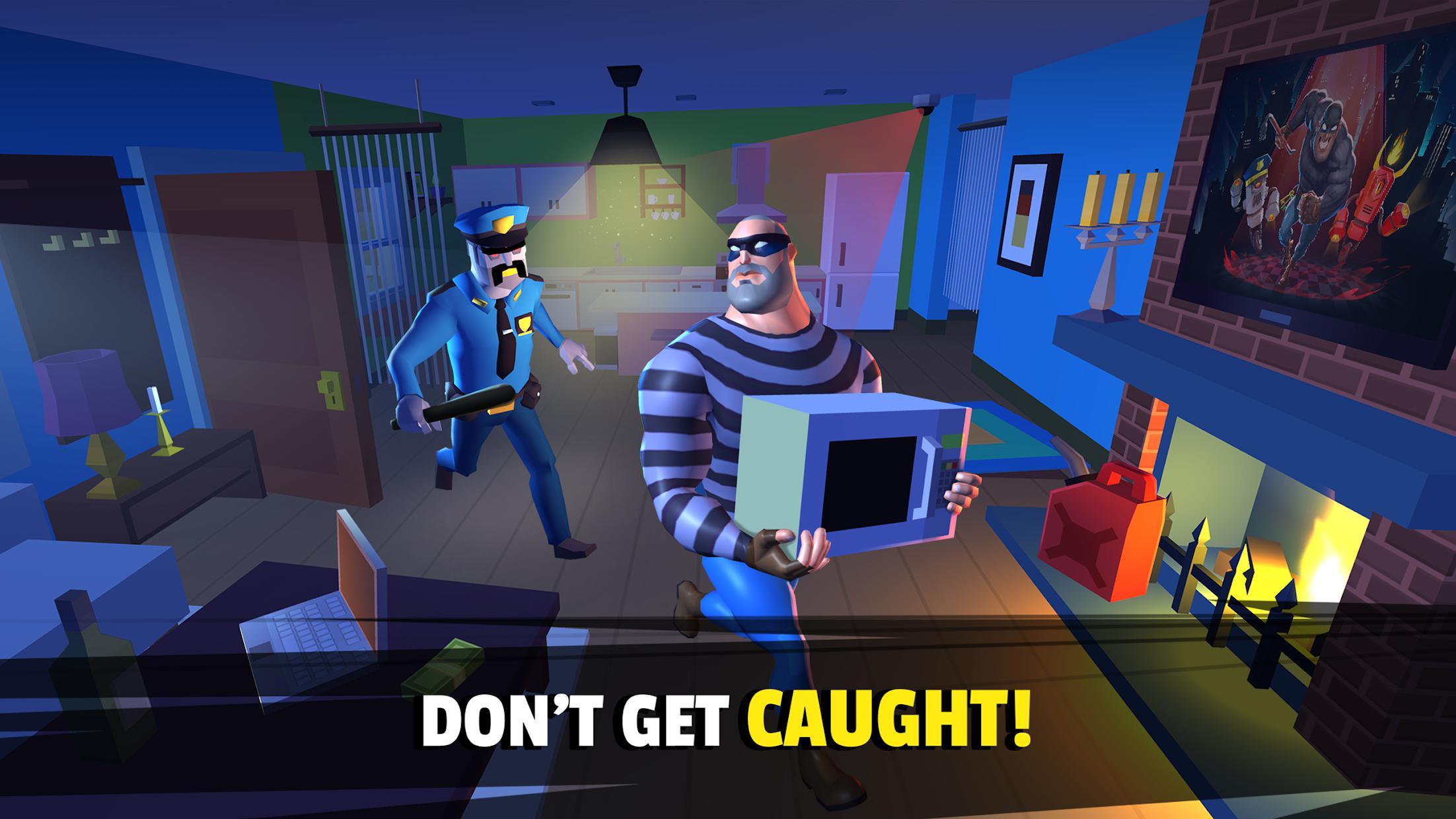 盗贼模拟器 游戏截图4