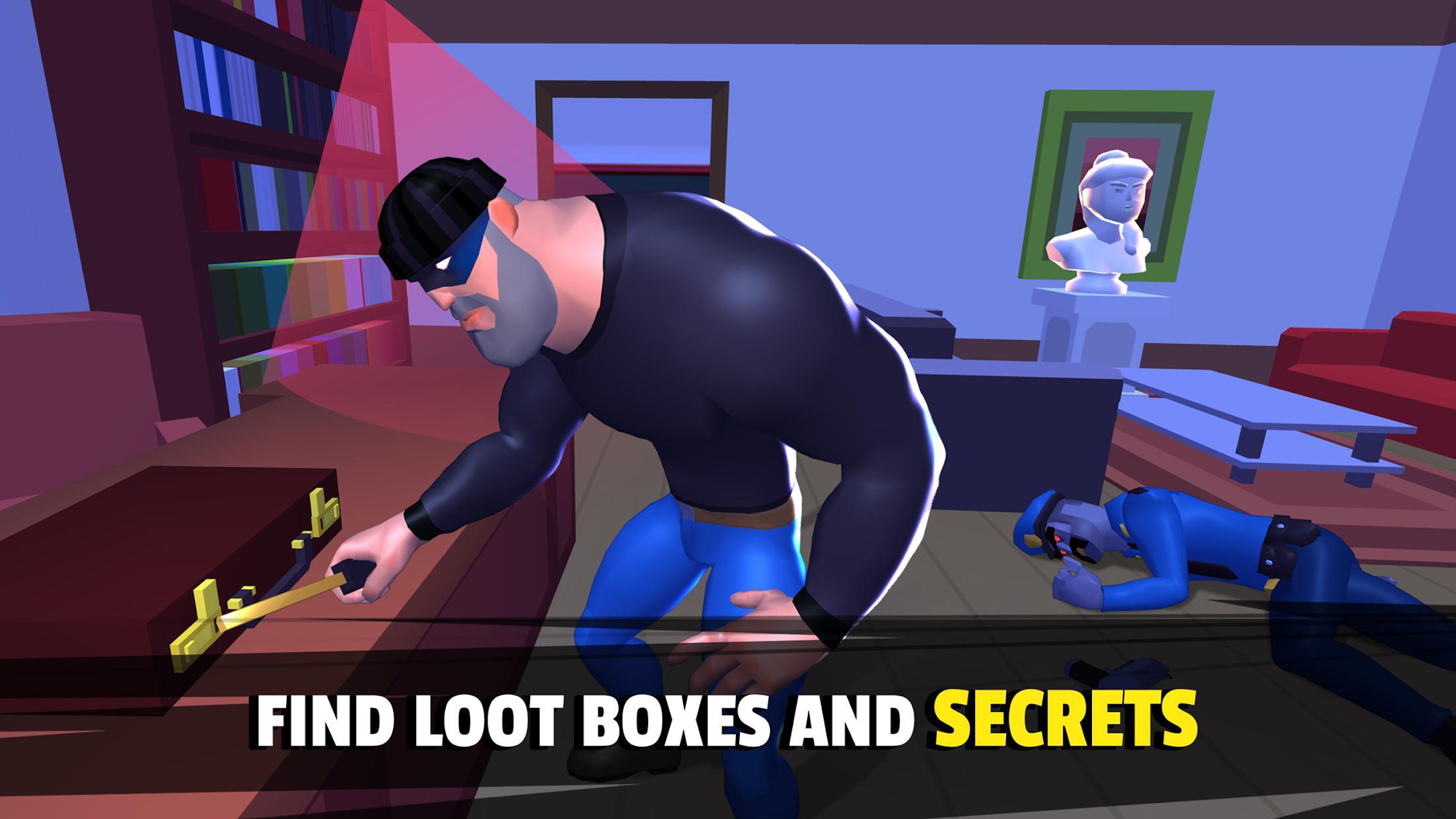 盗贼模拟器 游戏截图5